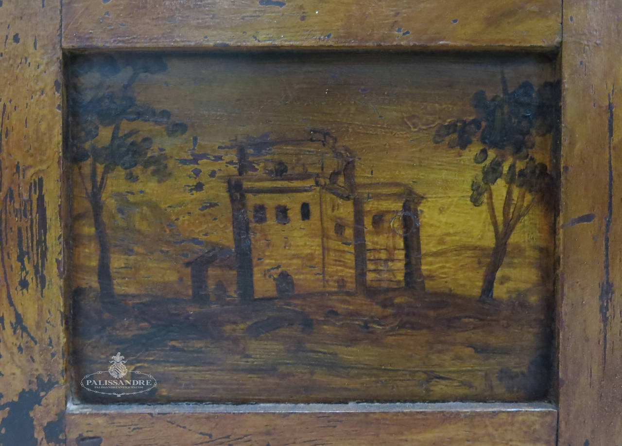 18th century italian bank for sale at 1stdibs. Black Bedroom Furniture Sets. Home Design Ideas