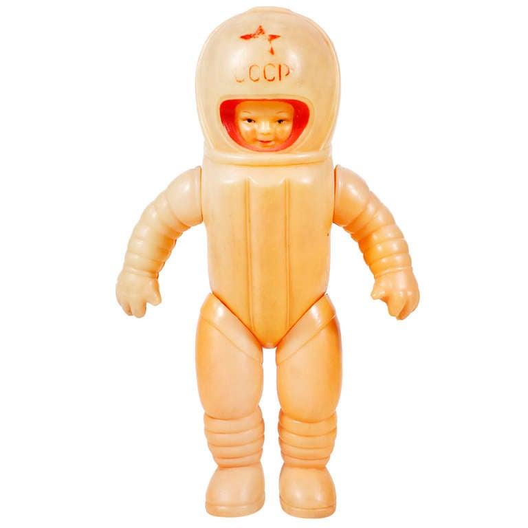 Space Baby Cccp Cosmonaut Soviet Socialistic Republic
