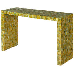 Console Table by Kam Tin