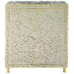 Pyrite Cabinet by Kam Tin