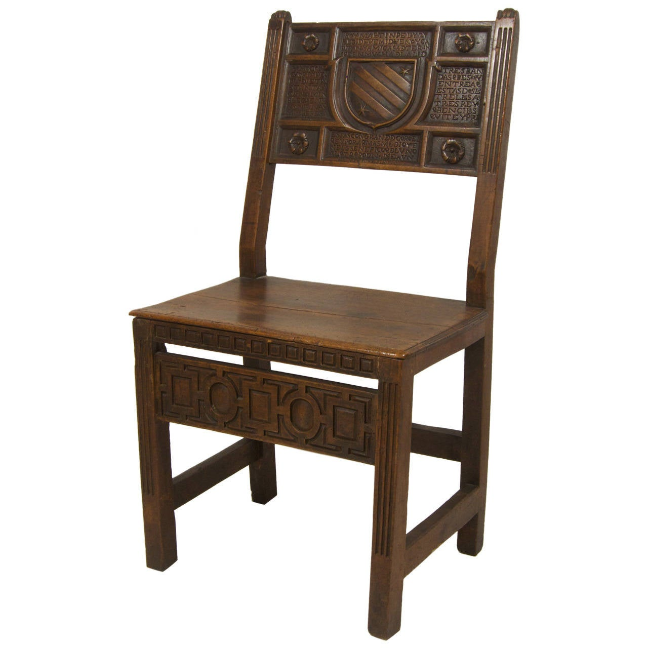 Spanish Chair 16th Century For Sale At 1stdibs