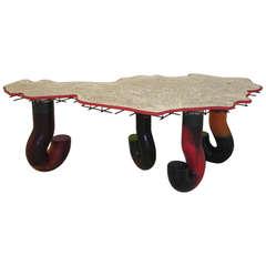 """""""Österreich Tisch"""" von Gaetano Pesce"""