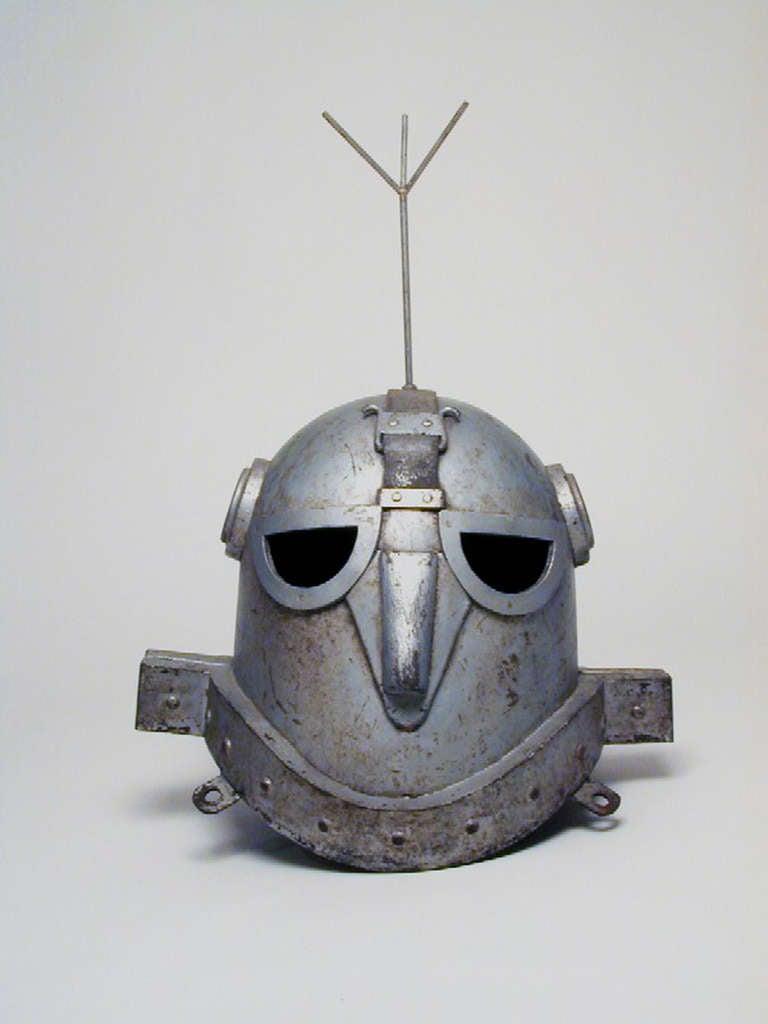 Original helmet for the Austrian movie