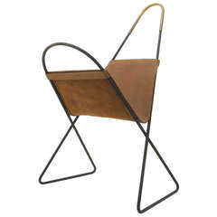 Magazine Rack by Carl Auböck