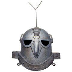 "Helmet for the Austrian Movie, ""1. April 2000"""