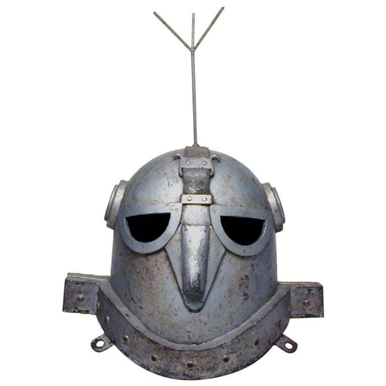 "Helmet for the Austrian Movie, ""1. April 2000"" For Sale"