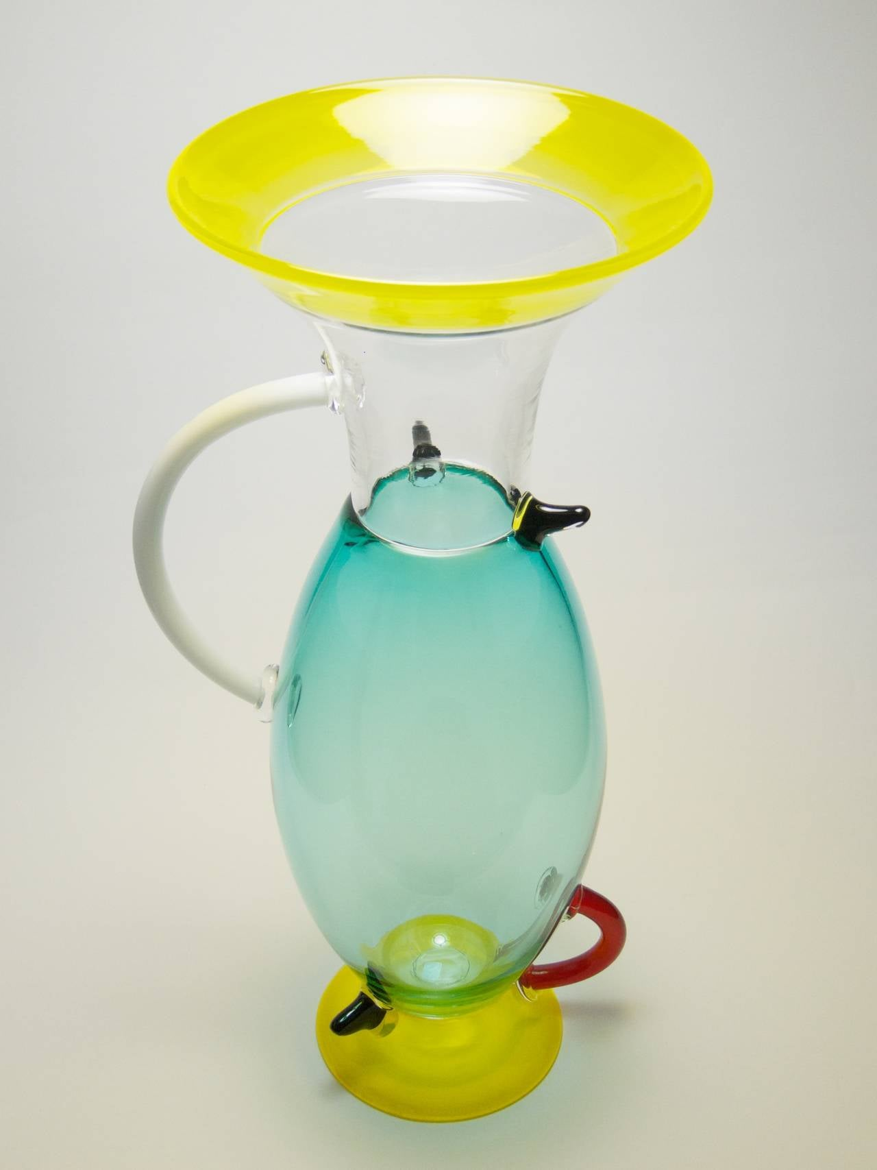 "Altair"" Vase by Ettore Sottsass For Sale at 1stdibs for Ettore Sottsass Shiva Vase  14lpgtk"