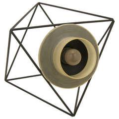 Table Lamp Progetto Poliedra by Felice Ragazzo