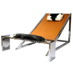 Mies Lounge Chair by Archizoom Association
