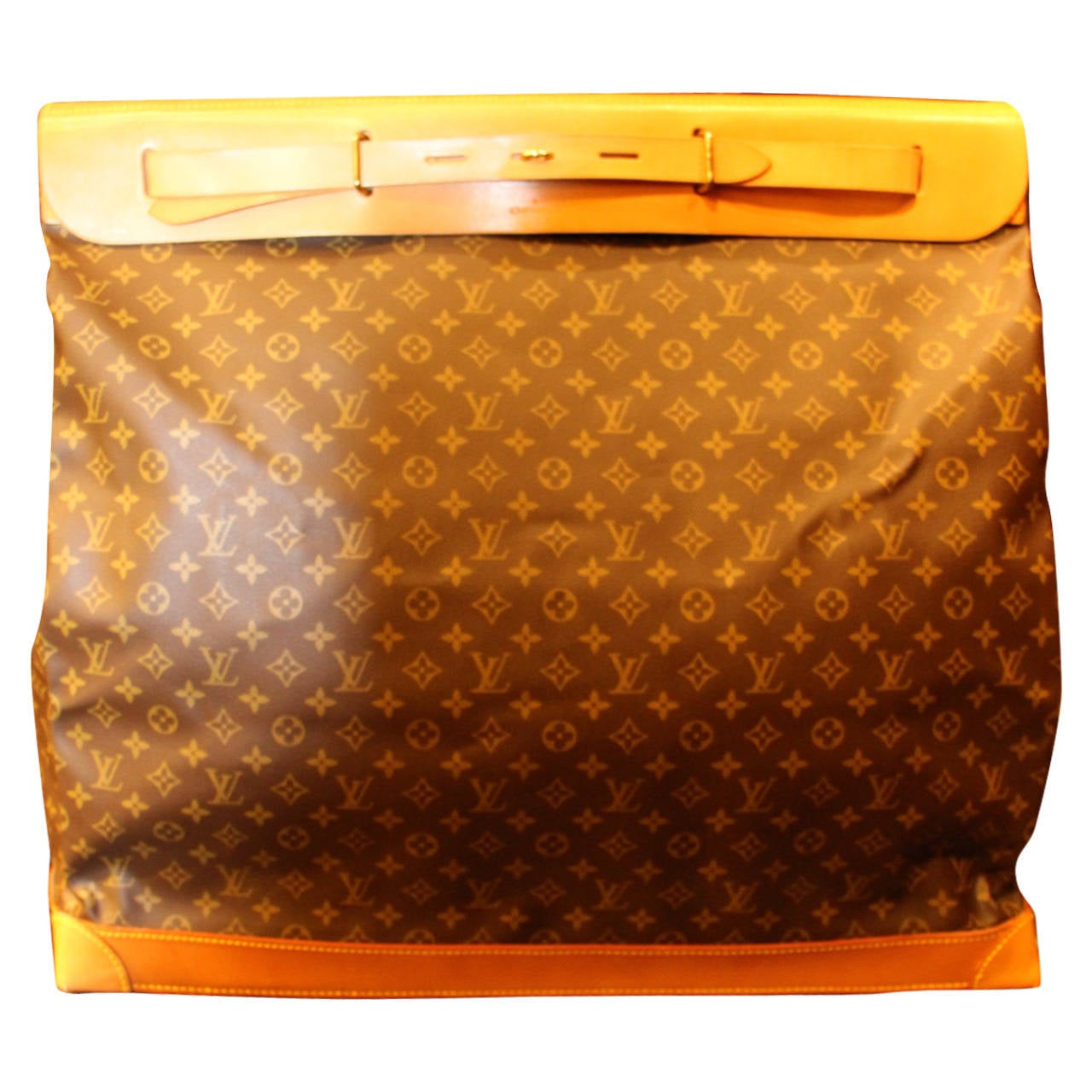 Extra Large Louis Vuitton Steamer Bag 65 For