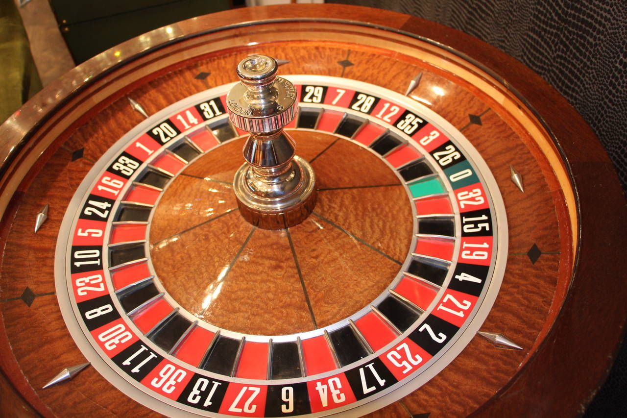 full size roulette wheel for sale