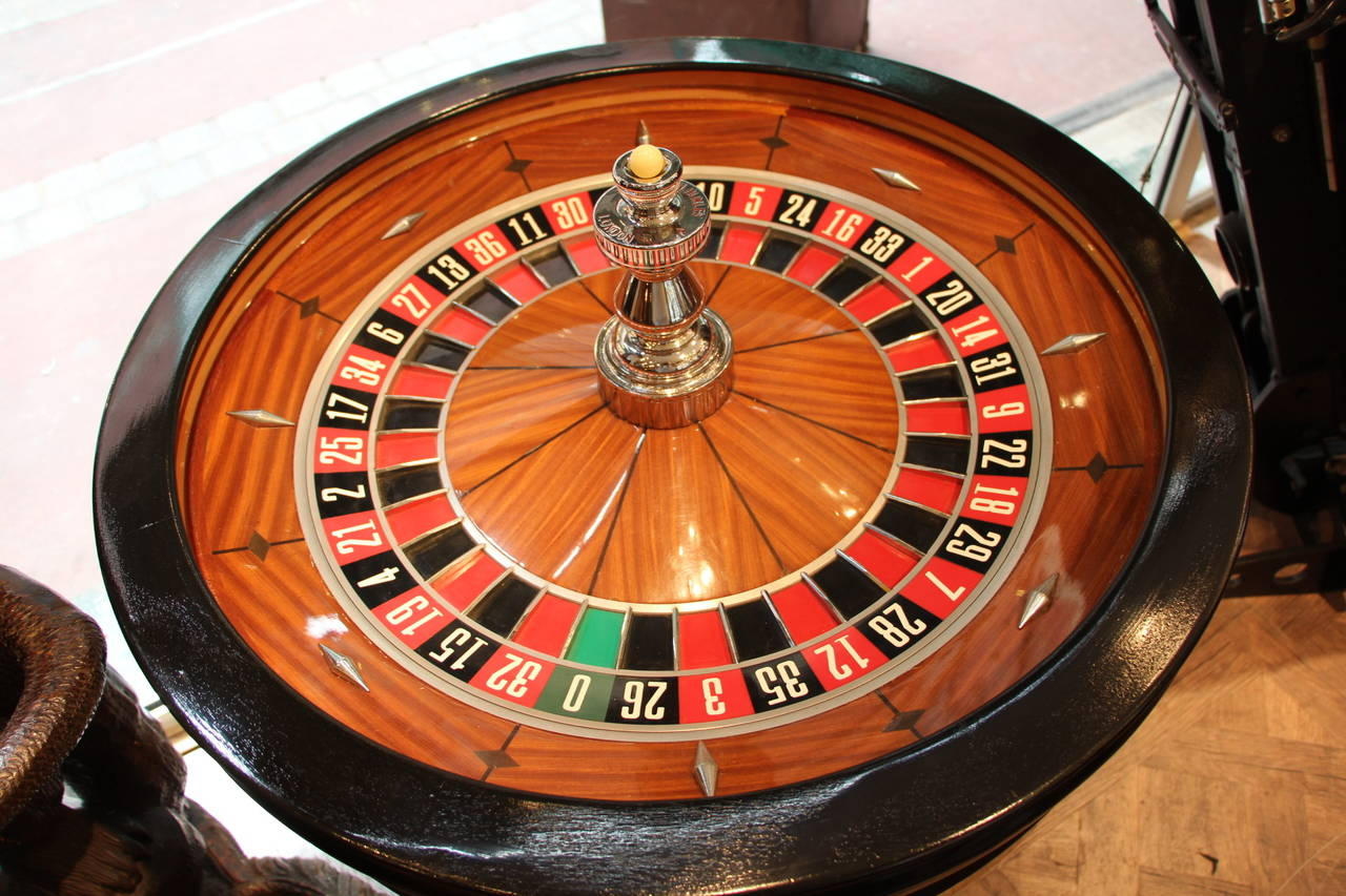 Where To Buy a Professional Roulette Wheel