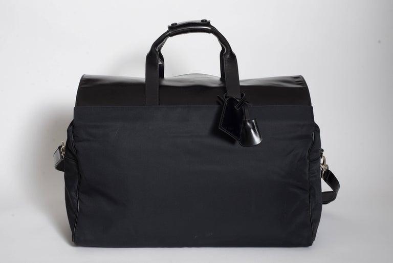 Women's or Men's Bulgari Rare Millennial Large Week End Bag For Sale