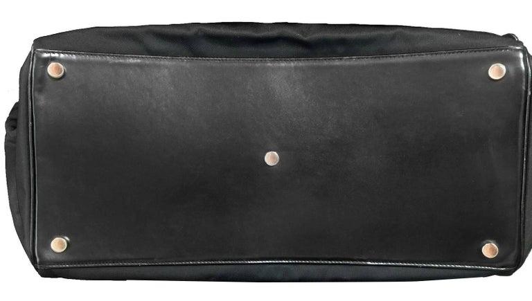Bulgari Rare Millennial Large Week End Bag For Sale 2