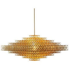 Gridlock Series Model 7440 Pendant Light