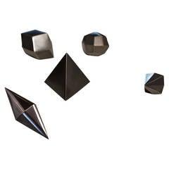 Natural Crystal Forms, Set of 36