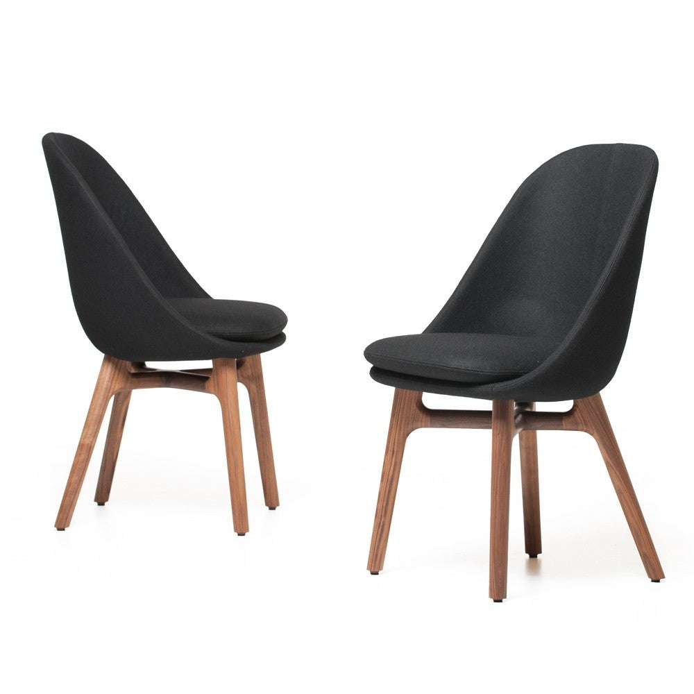 Contemporary Modern Dining Chairs: Neri And Hu For De La Espada Solo Dining Chair For Sale At
