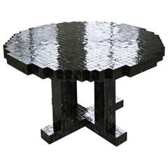 40x40 Waste Round Table