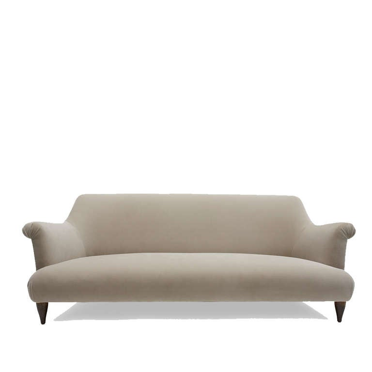 Russell Pinch for The Future Perfect Goddard Sofa in Dove 2