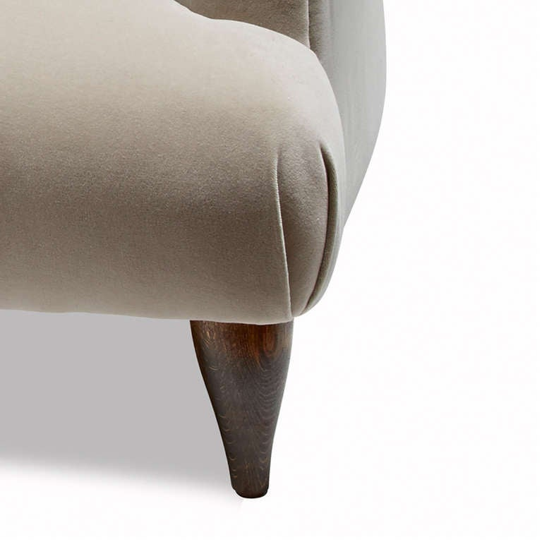 Russell Pinch for The Future Perfect Goddard Sofa in Dove 4