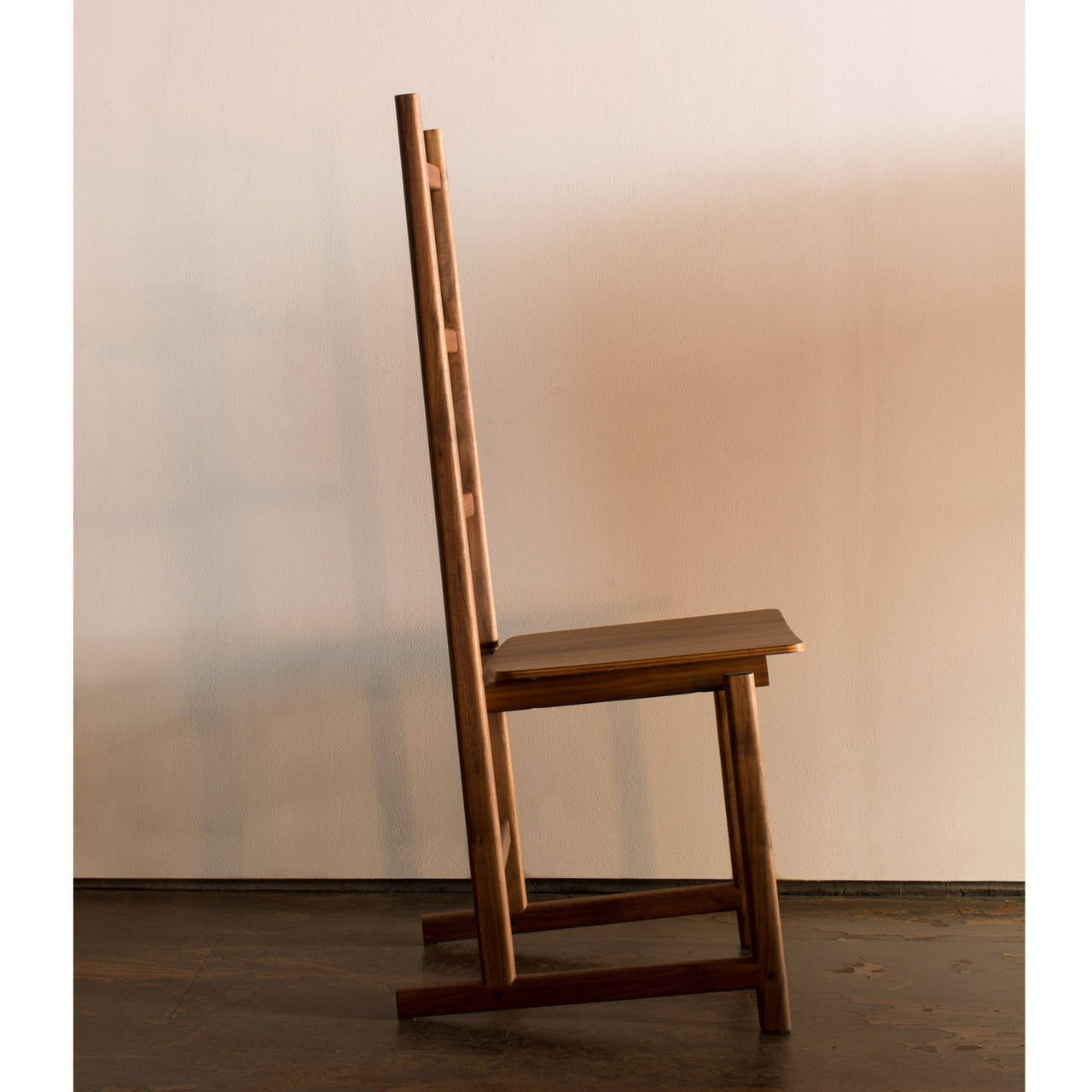 neri and hu for de la espada shaker dining chair for sale