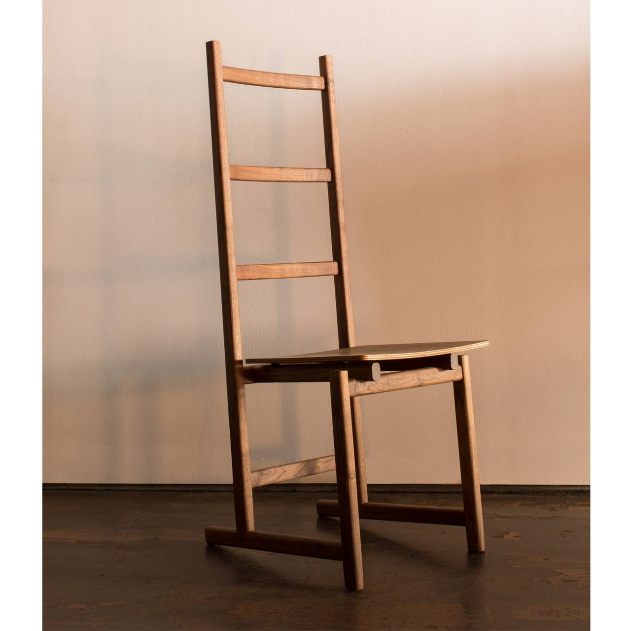 neri and hu for de la espada shaker dining chair for sale at 1stdibs