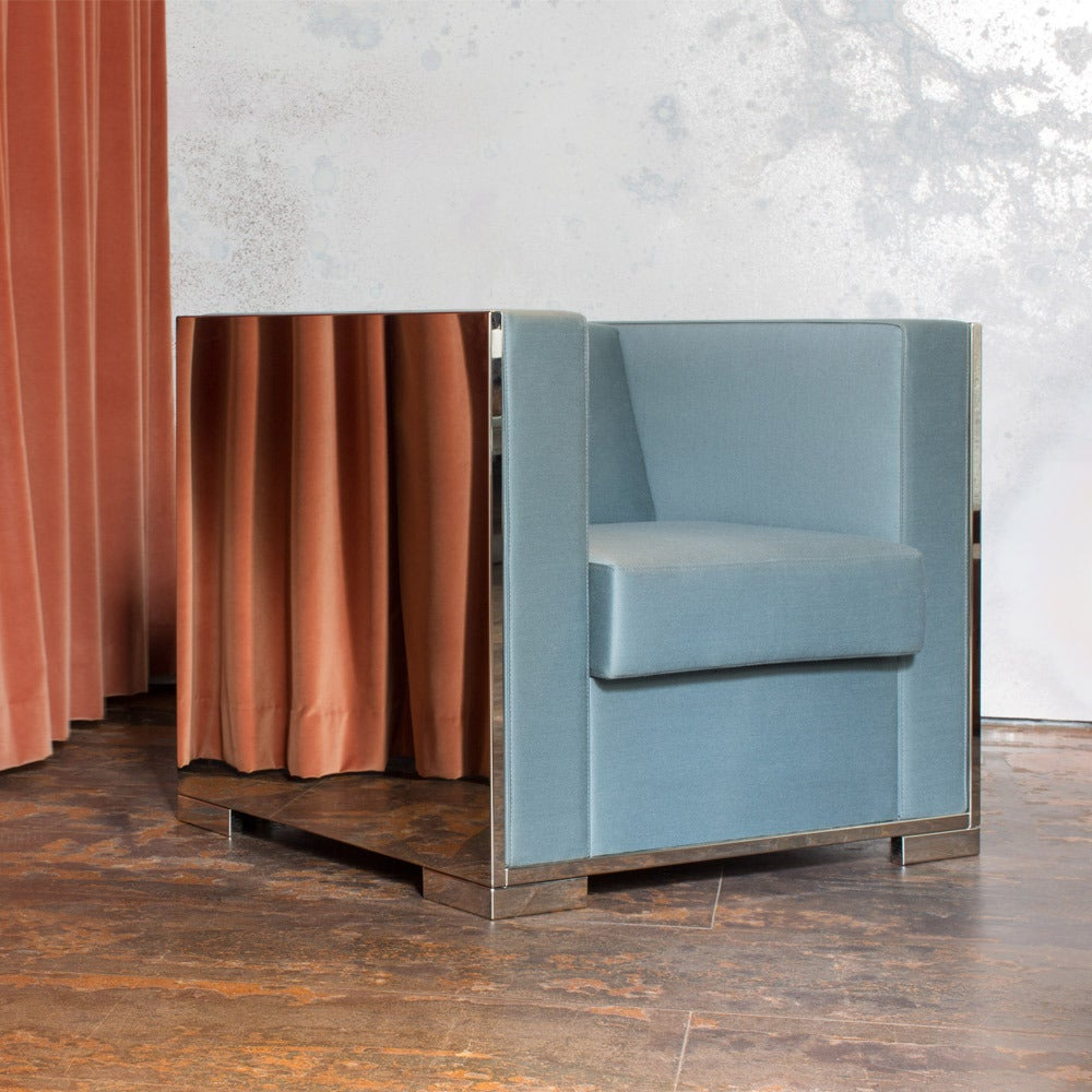 piet hein eek glossy armchair for sale at 1stdibs. Black Bedroom Furniture Sets. Home Design Ideas