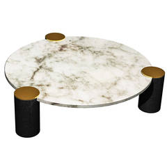 "Coffee Table ""Celeste"" by Hervé Langlais for Galerie Negropontes"