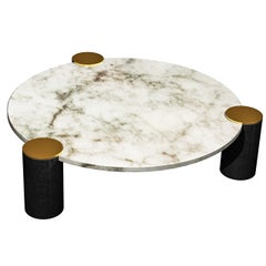 "Coffee Table ""Celeste"" by Hervé Langlais for Galerie Negropontes"
