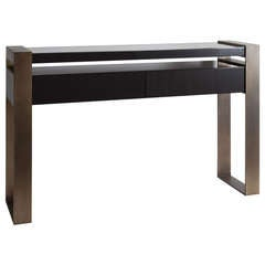 """Orsay"" Console Table by Herve Langlais for Galerie Negropontes"