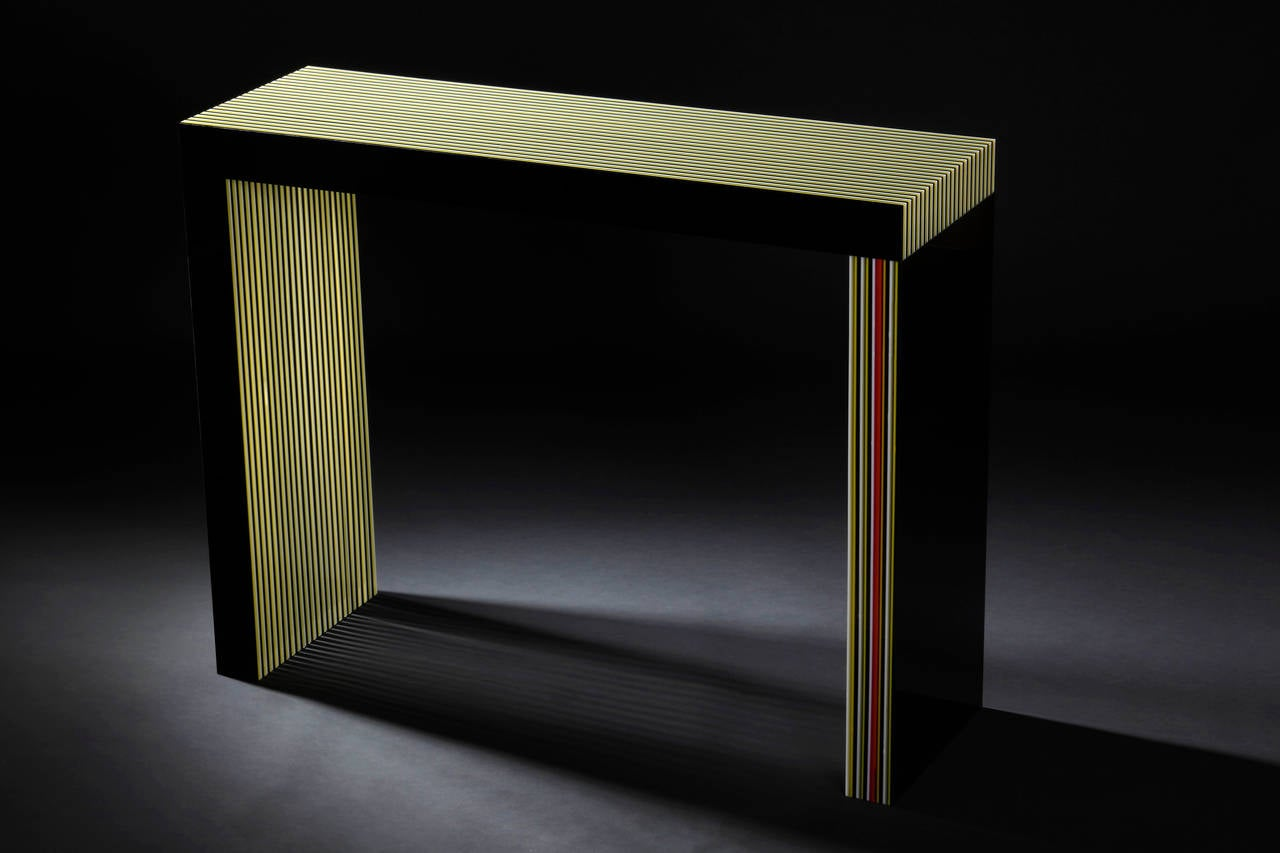 French Console Maderno by Laurent Bailly For Sale