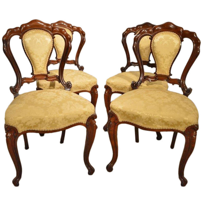 Victorian Style Dining Chairs Home Design Interior