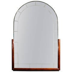 Art Deco French Mirror