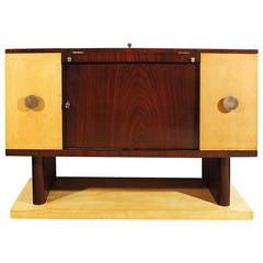 Small Art Deco Italian System Dry Bar
