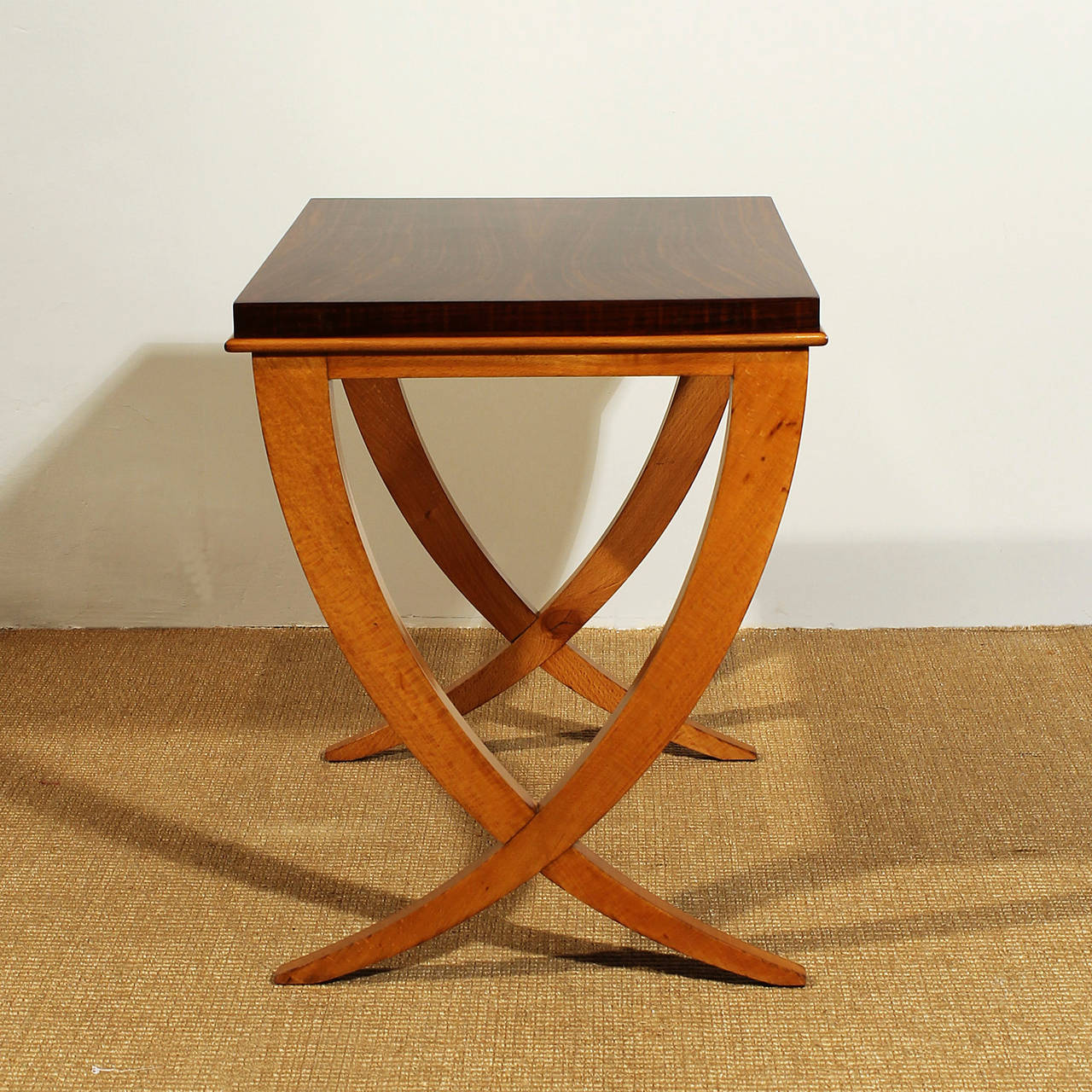 Nesting Tables By De Coene From The 40´s For Sale At 1stdibs. Full resolution  photograph, nominally Width 1280 Height 1280 pixels, photograph with #B15109.
