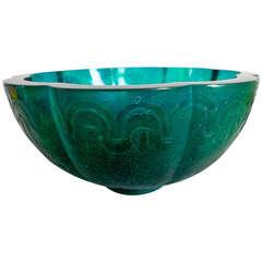 Bowl Vase Décorchemont