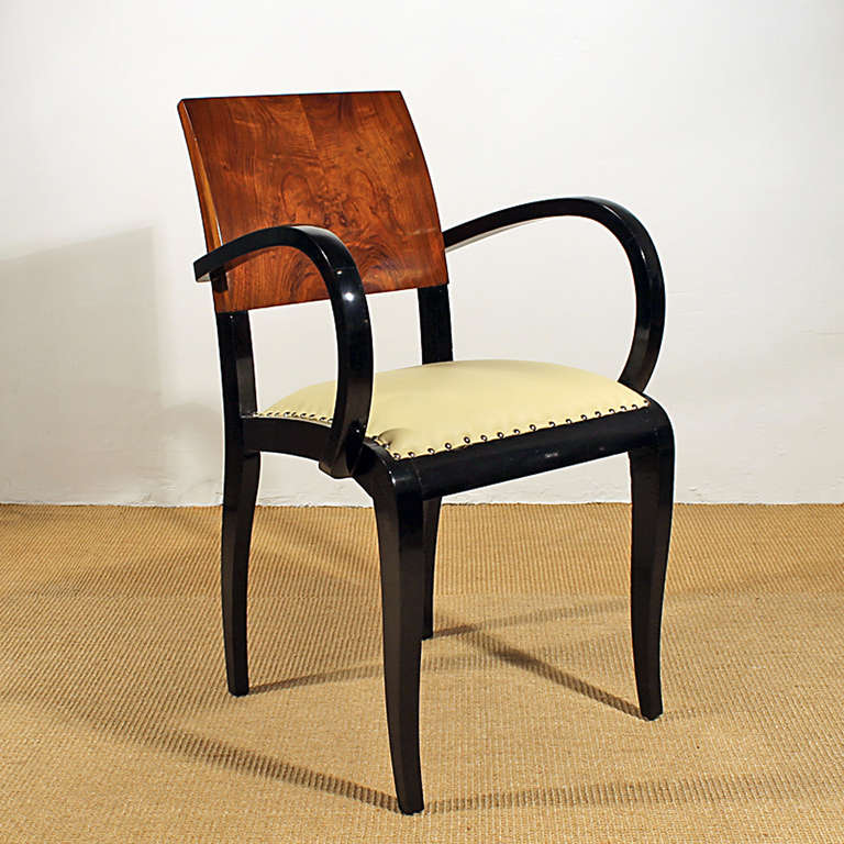Pair of Small Armchairs at 1stdibs