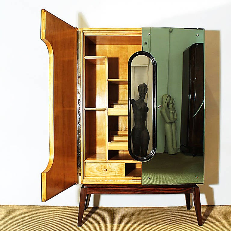 Art Deco Dry Bar For Sale At 1stdibs