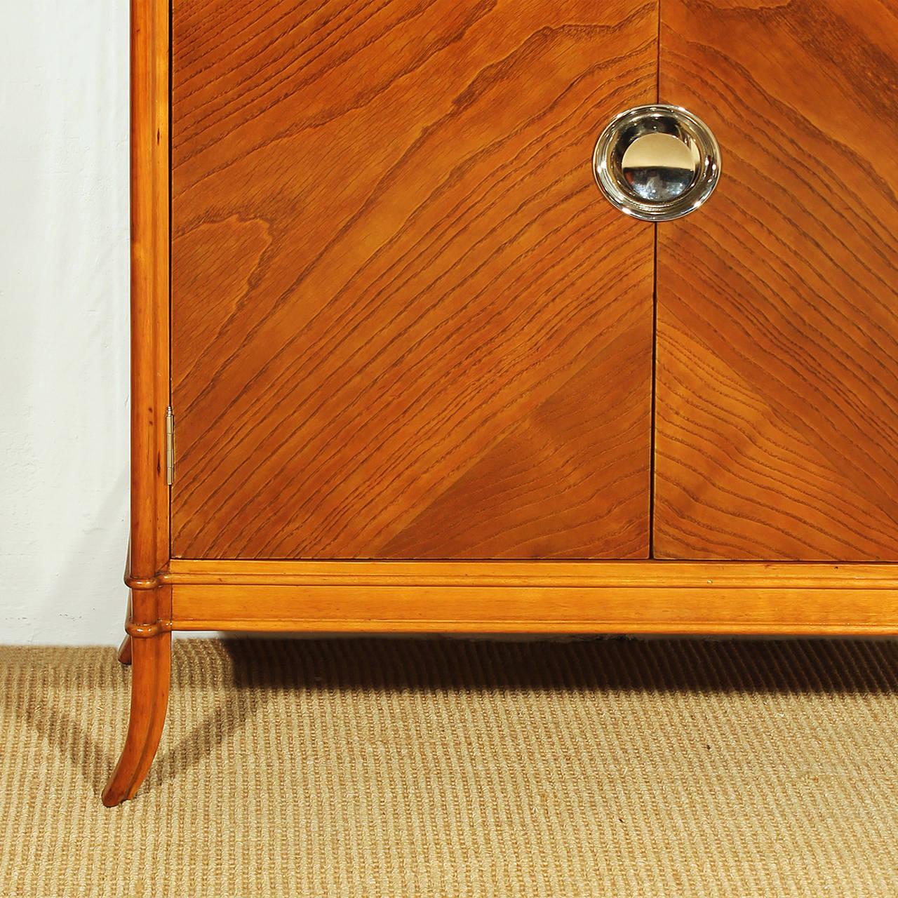 Art Deco Music Cabinet At 1stdibs