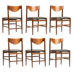 Gianfranco Frattini Dining Chairs