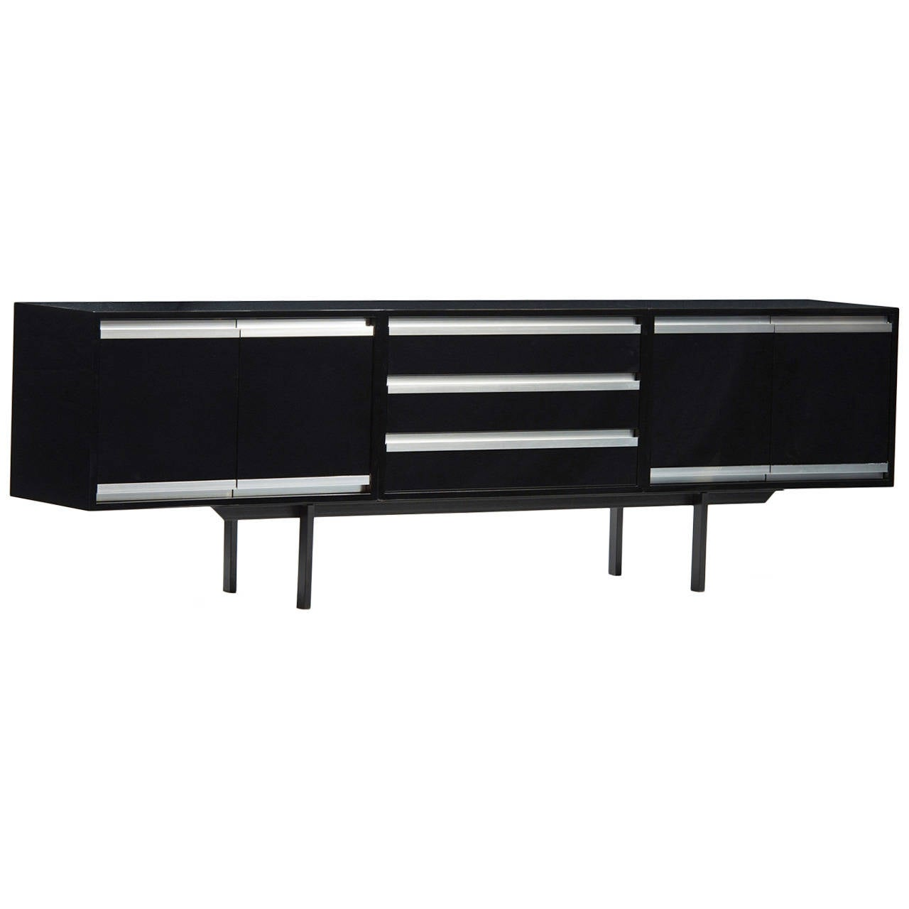 ligne roset sideboard at 1stdibs. Black Bedroom Furniture Sets. Home Design Ideas