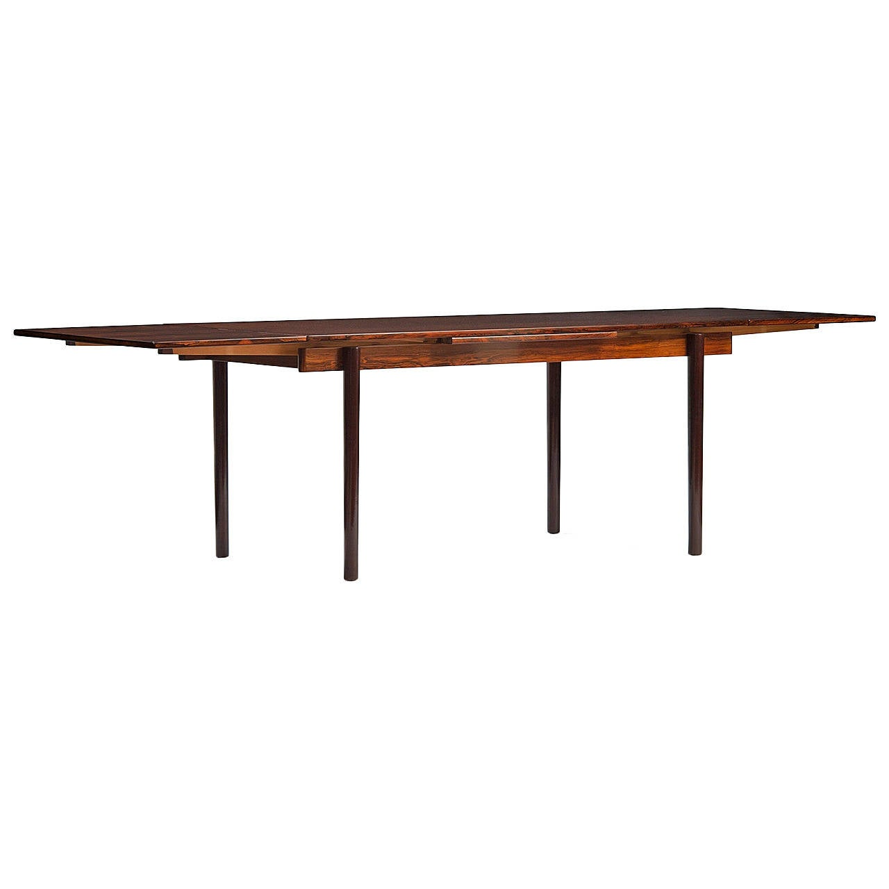 Danish dining table at 1stdibs for Table design guidelines