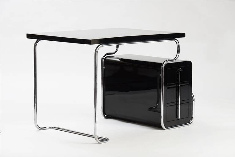 Modernist P.E.L. Desk 2
