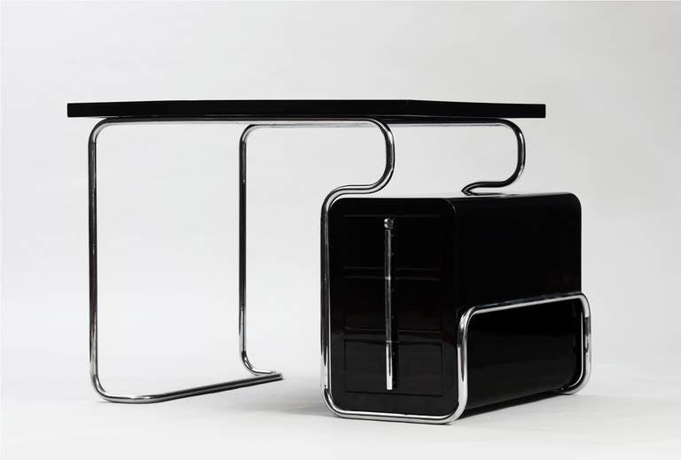 Modernist P.E.L. Desk 3