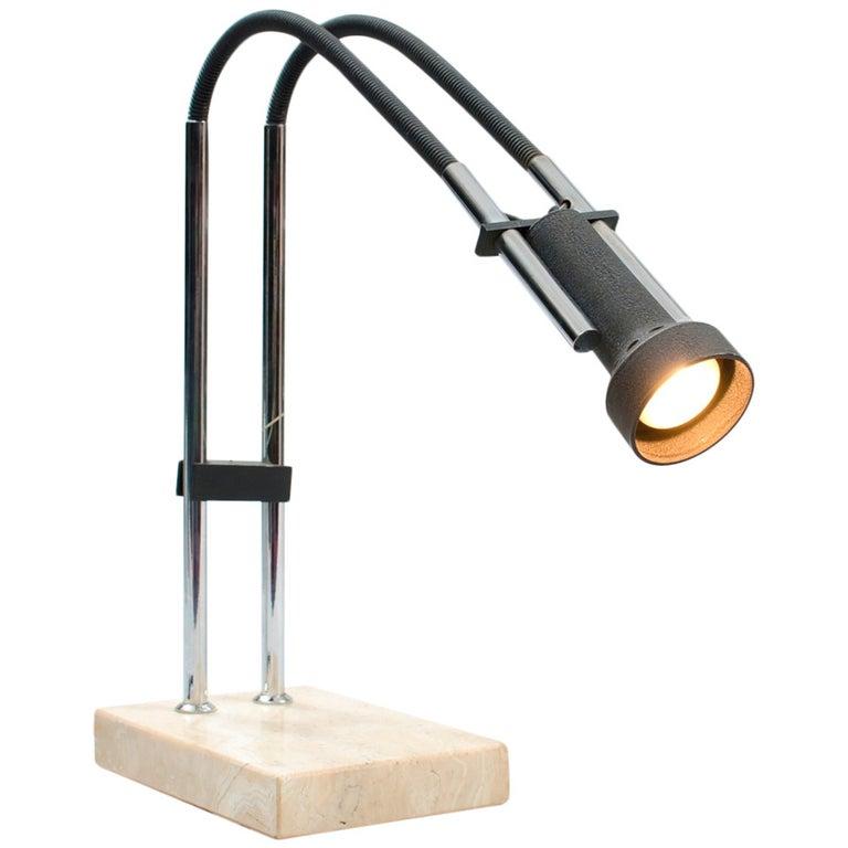 Angelo Lelli Desk Lamp for Arredoluce For Sale