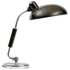 Christian Dell Attributed Desk Lamp