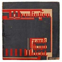 "Frank Lloyd Wright Wendingen, ""Volume VII, No. 4, 1925"""