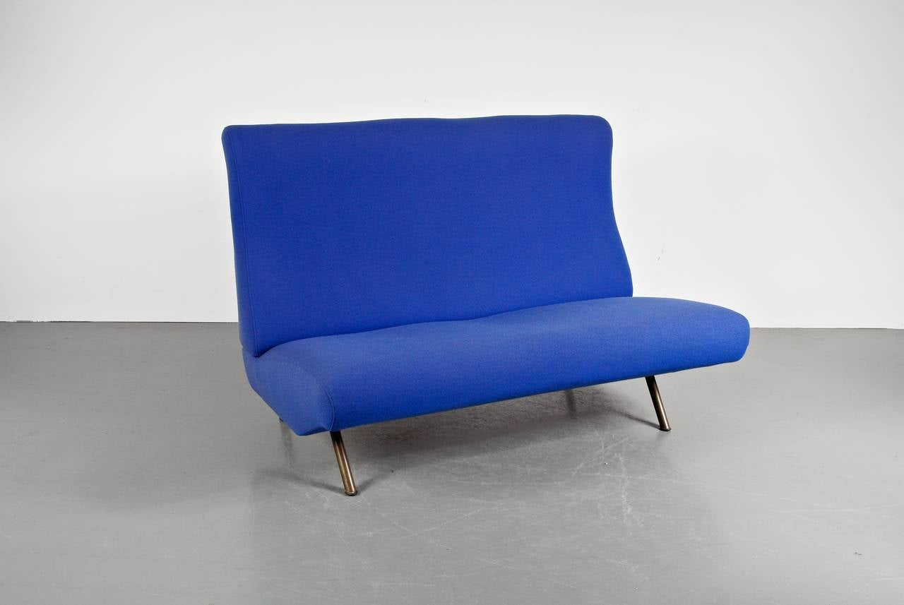 Marco Zanuso Sofa for Arflex, circa 1950 For Sale 1