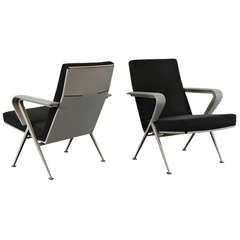 Friso Kramer Repose Pair of Fauteuils, 1967