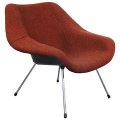 Rare Jupp Ernst Chair for Polstermobelfabrik Eugen Schmidt, Germany, 1950